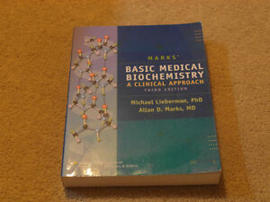 Mark's Basic Medical Biochemistry: A clinical approach Cambridge Kitchener Area image 1