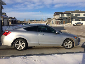 **ONLY $13,500**2010 Honda Accord EX-L Coupe (2 door)