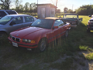 1997 bmw 318i covertible