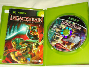 XBOX Game: Legacy of Kain Defiance Kingston Kingston Area image 3