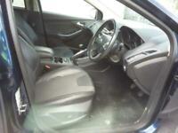 2011 Ford Focus 1.6 TDCi Titanium X 5dr Hatchback Diesel Manual
