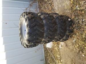 Quad Tires for sale