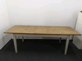 Ex-Display John Lewis Amelie 6-8 Seater Extending Dining Table