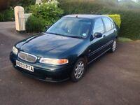 Rover 416Si 1995
