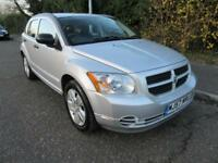 2007 DODGE CALIBER 1.8 SE MANUAL PETROL 5 DOOR HATCHBACK 5 SEATS