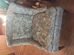 Vintage 1960's Sofa & Chairs