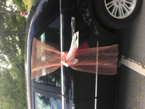 Wedding decorations for cars