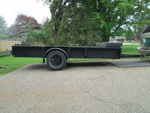 4.5 feet by 9 feet Utility Trailer For Sale