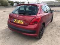 Peugeot 207 1.4 16v 90 S 3 DOOR - 2006 56-REG - 5 MONTHS MOT