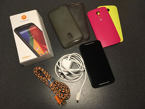 Moto G 2nd generation 2 8GB factory unlocked $110 obo