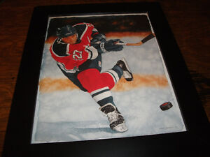 HOCKEY PRINTS BY GLEN GREEN