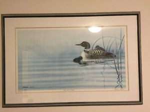 Terrance Andrews Limited Edition Signed Print