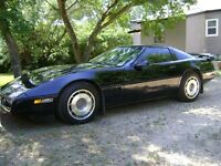 1987 Chevrolet Corvette Coupe (2 door)