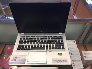 HP Folio 9470M Laptop, Comes With 30 Days Repair Warranty Kitchener / Waterloo Kitchener Area image 1