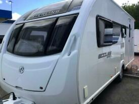 Sterling Eccles Sport 524, Year 2012, 4 Berth,Side Dinette