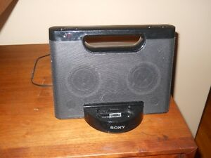 Sony Handheld Audio Compact Docking System RDP-M5iP