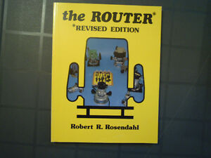 Books on Routers Stratford Kitchener Area image 2