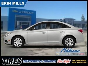 2014 Chevrolet Cruze 2LT  Leather Sunroof My Link Alloys Rear Ca