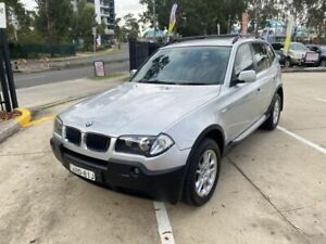 MY05  2004 BMW X3  Automatic Leather Seat low km 138,000 3 Month Rego  Mount Druitt Blacktown Area Preview
