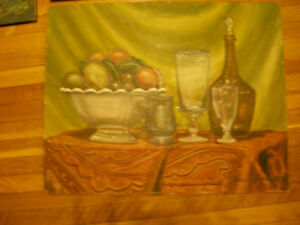 Original Julie E Schaefer paintings