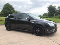 Ford Focus 2.5 SIV ST-2 3dr 73k mot 2017 Finance Available part ex welcome very clean car L@@K