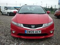Honda Civic 2.2 I-CDTI TYPE S GT