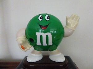 Collectable M & M Statures
