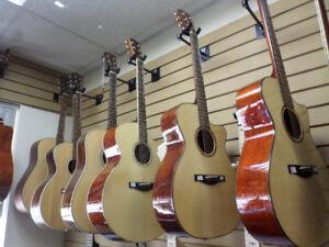 Guitar , Mandolin , Ukulele , Banjo , Violin  And Cello Sale