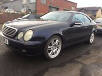 Mercedes Clk Mot October 2017