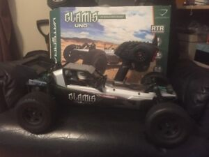 Vaterra Glamis Uno  RC - Sandrail  1/8th Scale RTR Buggy!