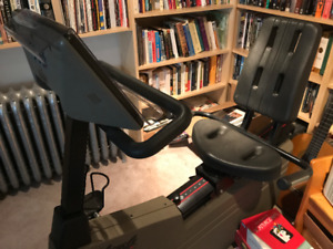 2 Exercise Bikes - as is -- Lifecycle HR and Cateye - Free
