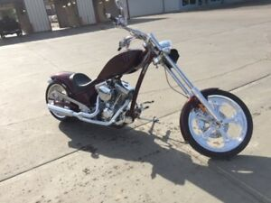 2008 Iron Horse Chopper