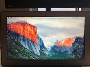 """Écran complet MacBook air 11"""" mi-2011 A1370"""