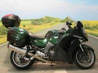 Kawasaki GTR1400 2012