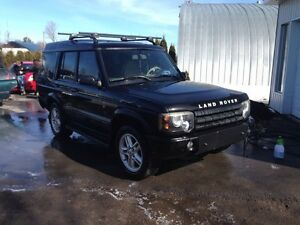 Landrover discovery 2003