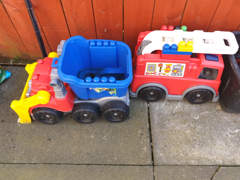 Trucks For Duplo In North Shields Tyne And Wear Gumtree