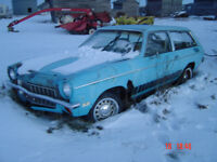 1974 vega wagon body
