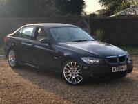 2008 08, BMW 320 2.0TD d Edition M Sport Manual + 1 OWNER FROM NEW