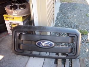 grill for 2014 ford f 250 $300.00  call 749 5130 St. John's Newfoundland image 1