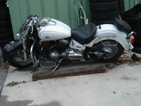 2006 Yamaha V Star Classic Parts For Sale Engine Differential