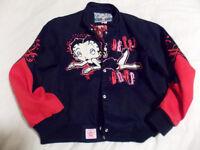 Manteau Betty Boop pour femme