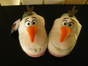 New Olaf Slippers