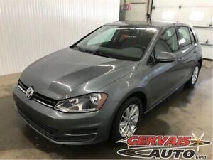 Volkswagen Golf Trendline A/C Bluetooth 2015