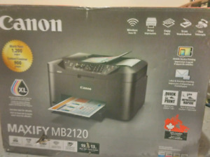 Canon Maxify MB2120 Wireless Printer/Scanner/Fax/Copier