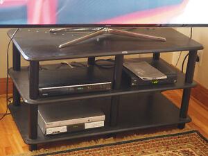 Meuble de télévision en bois