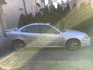 AMAZING SHAPE- 2003 Pontiac Grand Am GT Sedan-PERFECT CONDITION