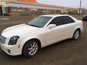2007 Cadillac CTS Coupe (2 door)