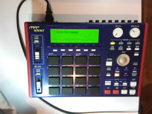 Akai MPC 1000 MINT condition $650 firm