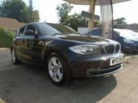 2007 57 BMW 1 SERIES 2.0 118D SE 5D 141 BHP DIESEL