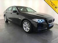 2015 BMW 520D SE DIESEL 4 DOOR SALOON 1 OWNER BMW SERVICE HISTORY FINANCE PX